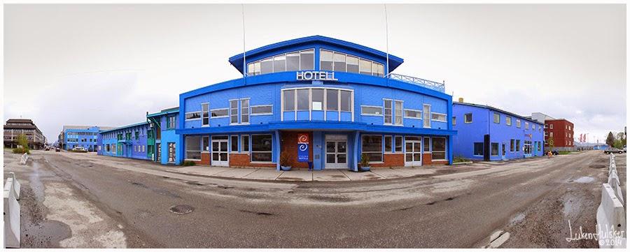 Seriøst NORGE.nl: Sortland ''Blåbyen'' Strand Hotell MU-05