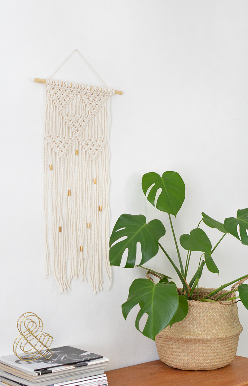 macrame hanging from etsy