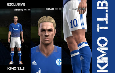 PES 2013 Borussia Dortmund and Schalke Kits 2017 By KIMO T.L.B 19