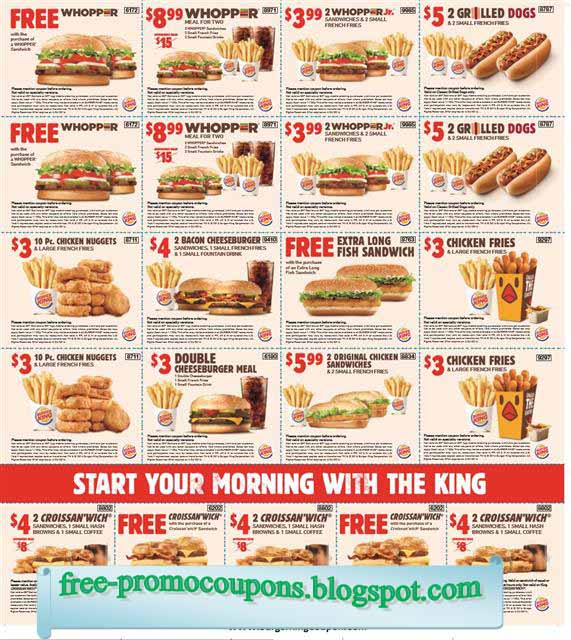 Best Food Coupons