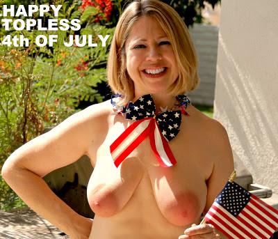 Resultado de imagen para happy  JULY 4TH, NUDE