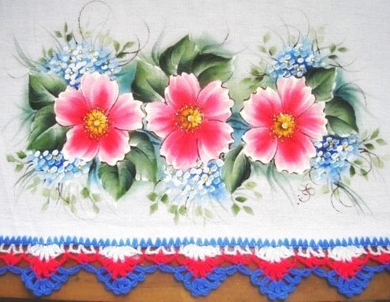 pintura em tecido iniciantes