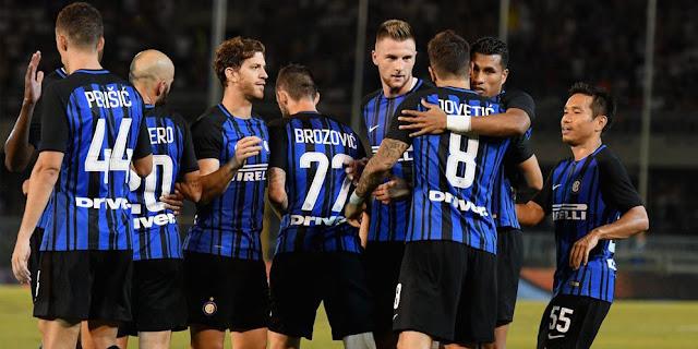 SBOBETASIA - Inter Milan Hajar Villarreal