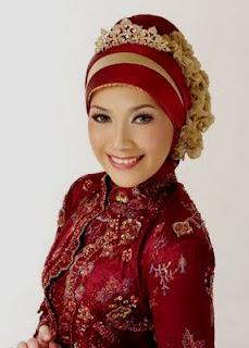 tips Memilih Hijab pesta