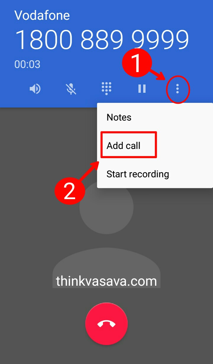 Conference Call Kaise Kare In Hindi