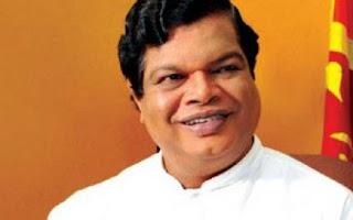Parliamentarian Bandula Gunawardena