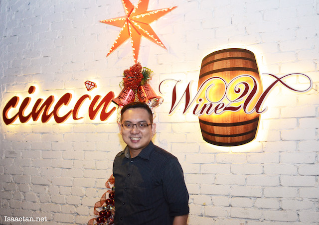 It was a wonderful night out at Cincin Restaurant & Wine Bar @ Cheras, KL