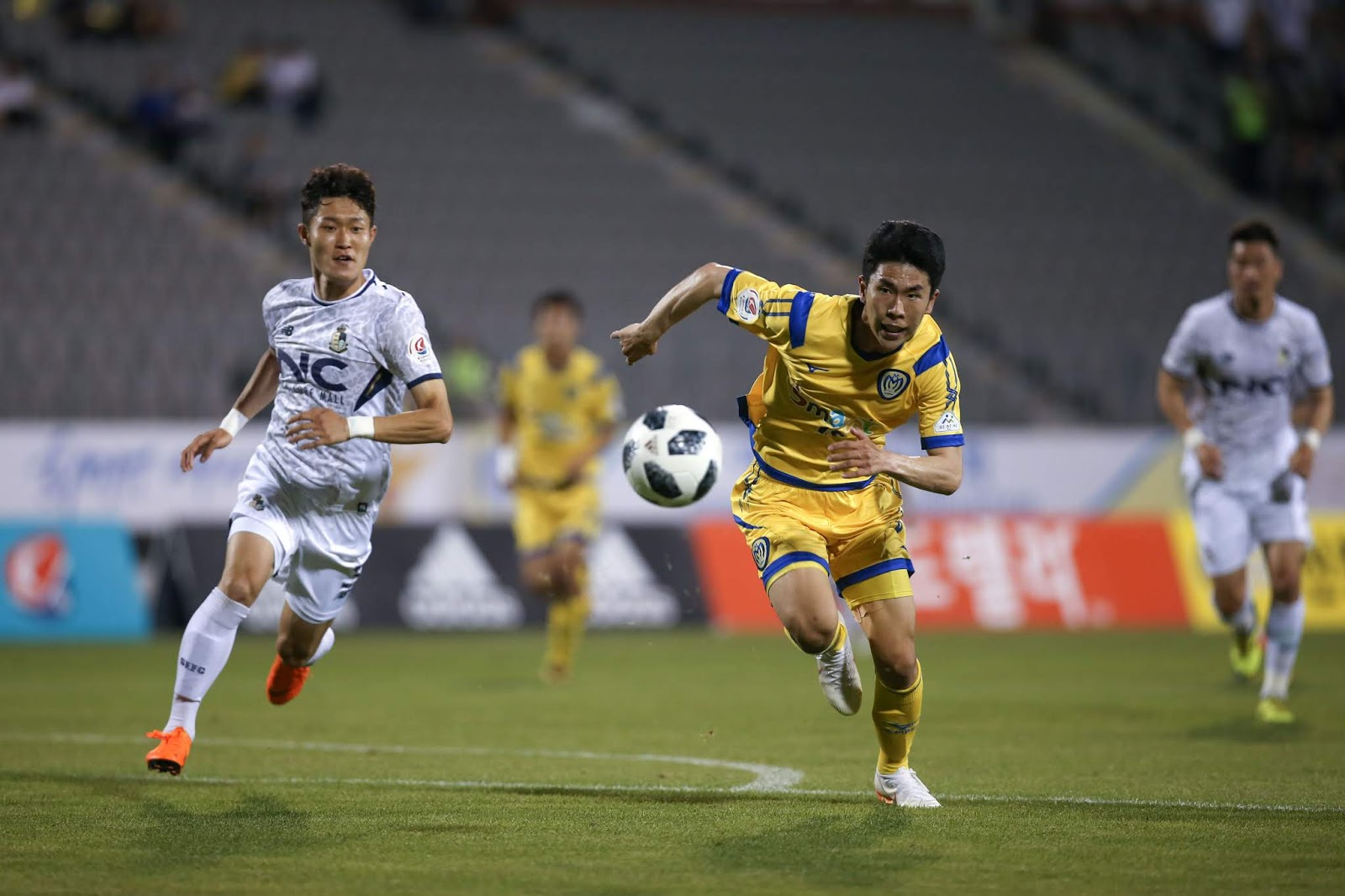 K League 2 Preview: Gwangju FC vs Seoul E-Land