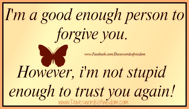 I Am A Good Person Quotes: Daveswordsofwisdom.com: I'm A Good Enough Person To
