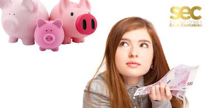 Consejos para ahorrar cuando eres joven