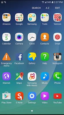 أندرويد 6.0 مارشميلو يصل إلى هاتف نوت 5 مع مفاجأة رائعة
