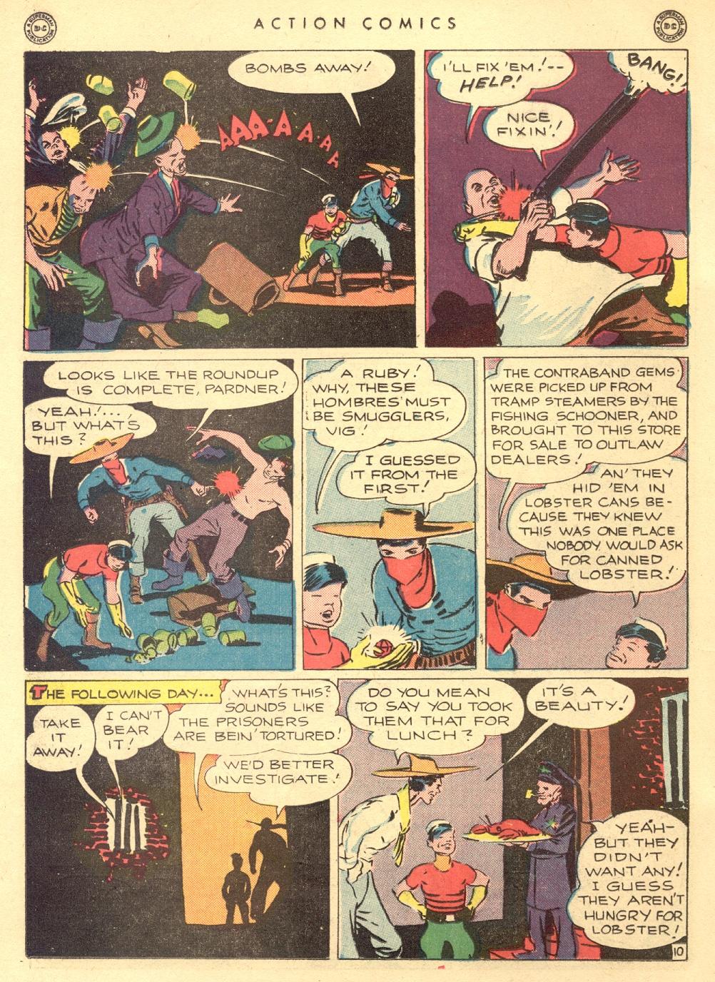 Action Comics (1938) 93 Page 37