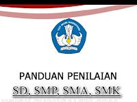 Pedoman Penilaian Kurikulum 2013 Hasil Revisi 2016 SD,SMP,SMA