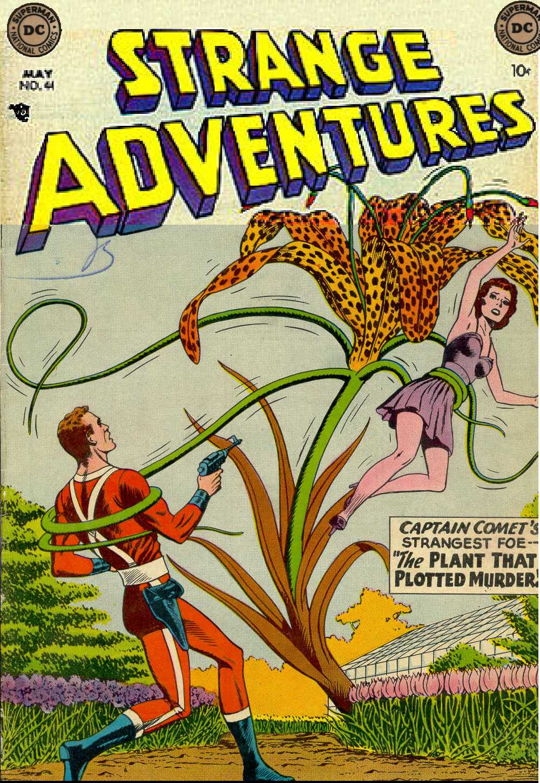 Strange Adventures (1950) issue 44 - Page 1
