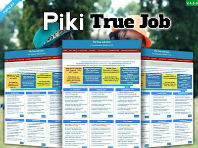 Piki True Job Template