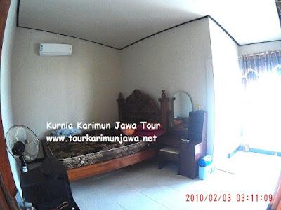 kamar VIP homestay JS Jasimah Karimun