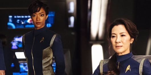 Star Trek: Discovery - Meet the Characters