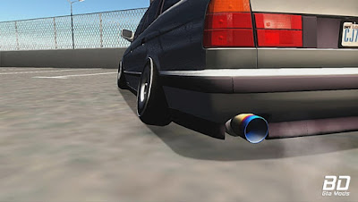 Download , Mod , Carro , BMW M5 E34 Touring Slammed 1995 para GTA San Andreas, Jogo GTA SA