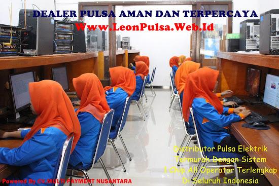 Leon Pulsa Bisnis Agen Pulsa Elektrik Online Termurah