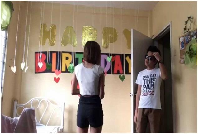 erkek sevgiliye doğum günü sürprizleri