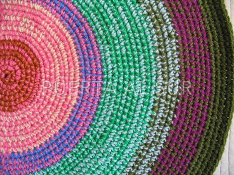 Puerta al sur decoraci n infantil alfombras infantiles - Alfombras redondas infantiles ...