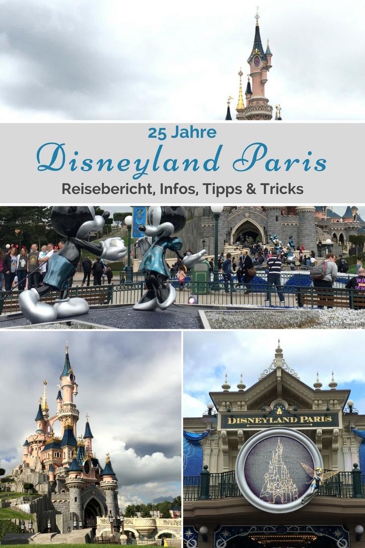 Disneyland Paris - Reisebericht, Informationen, Tipps & Tricks