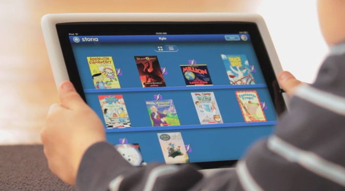 Textbook Mommy: Scholastic Kids Reading App
