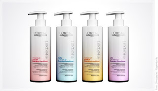 L'Oréal Professionnel traz linha de condicionadores de limpeza