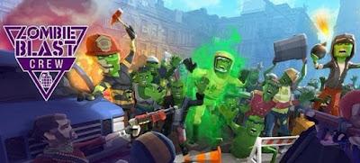Zombie Blast Crew Apk + Mod  (Unlimited Money) Download