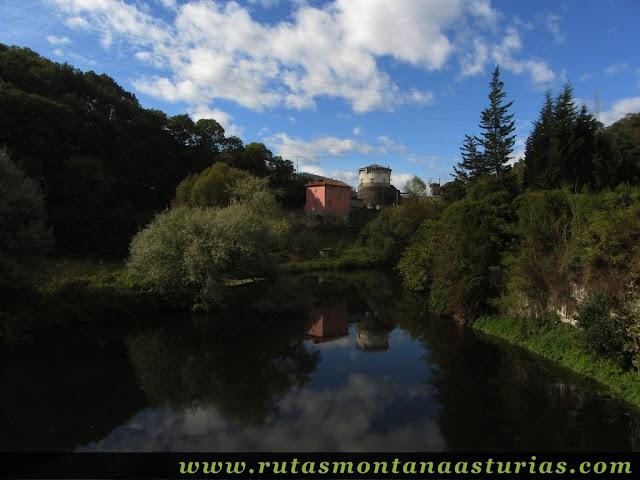 Ruta de Priañes: Río Nora