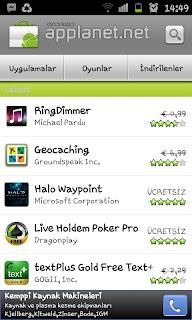 Android Paralı Oyunları Bedava İndir 2013