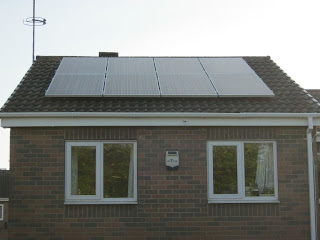 2kw Solar facing east and 2kw facing west
