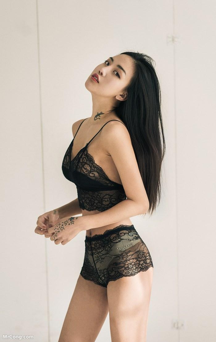 Image Korean-Model-Baek-Ye-Jin-MrCong.com-017 in post Người đẹp Baek Ye Jin trong bộ ảnh nội y tháng 10/2017 (148 ảnh)