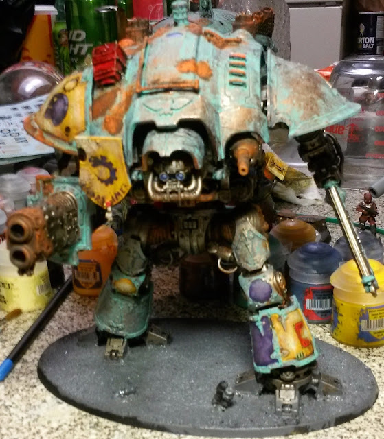 Imperial Knight Errant House Mortimer