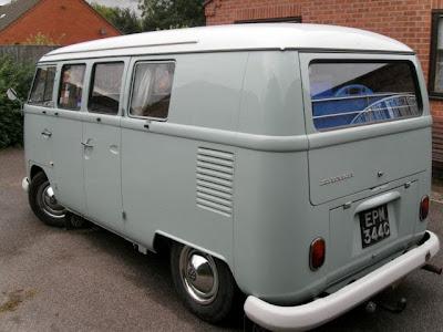 volkswagon splitscreen camper van 1965 vw bus for sale. Black Bedroom Furniture Sets. Home Design Ideas