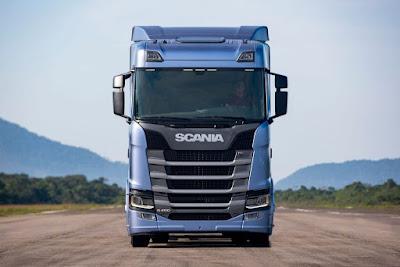 Scania incorpora nova maneira de vender caminhão
