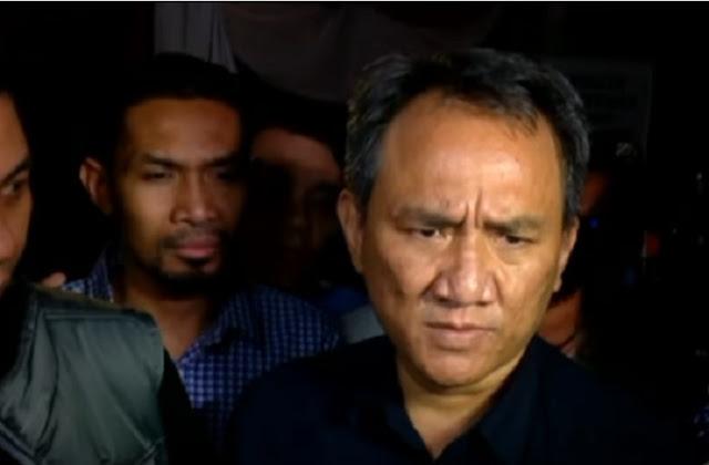 Andi Arief: Mahar Rp 1 Triliun Bisa Jadi Kasus Suap Sandiaga Uno