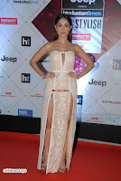 Nushrat Bharucha Looks stunning in a deep neck leg Split cream designer gown stunning beauty ~  Exclusive 006.JPG