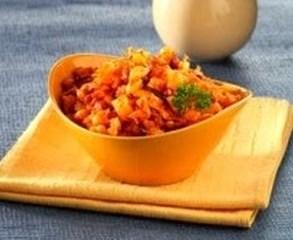 Resep Masakan Kering Pangsit Kacang