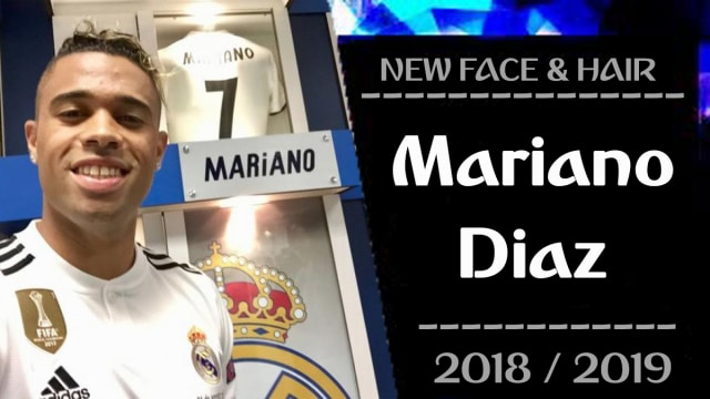Mariano Diaz Face For PES 2013
