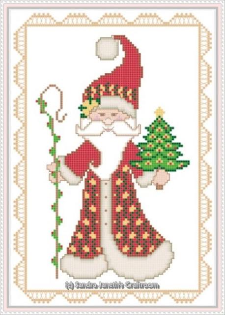 SJSC - PX0016 - Papa Noel