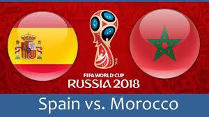 Tips Taruhan Bola Spanyol vs Maroko