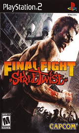 112759 final fight streetwise playstation 2 front cover - Final Fight Streetwise - PS2