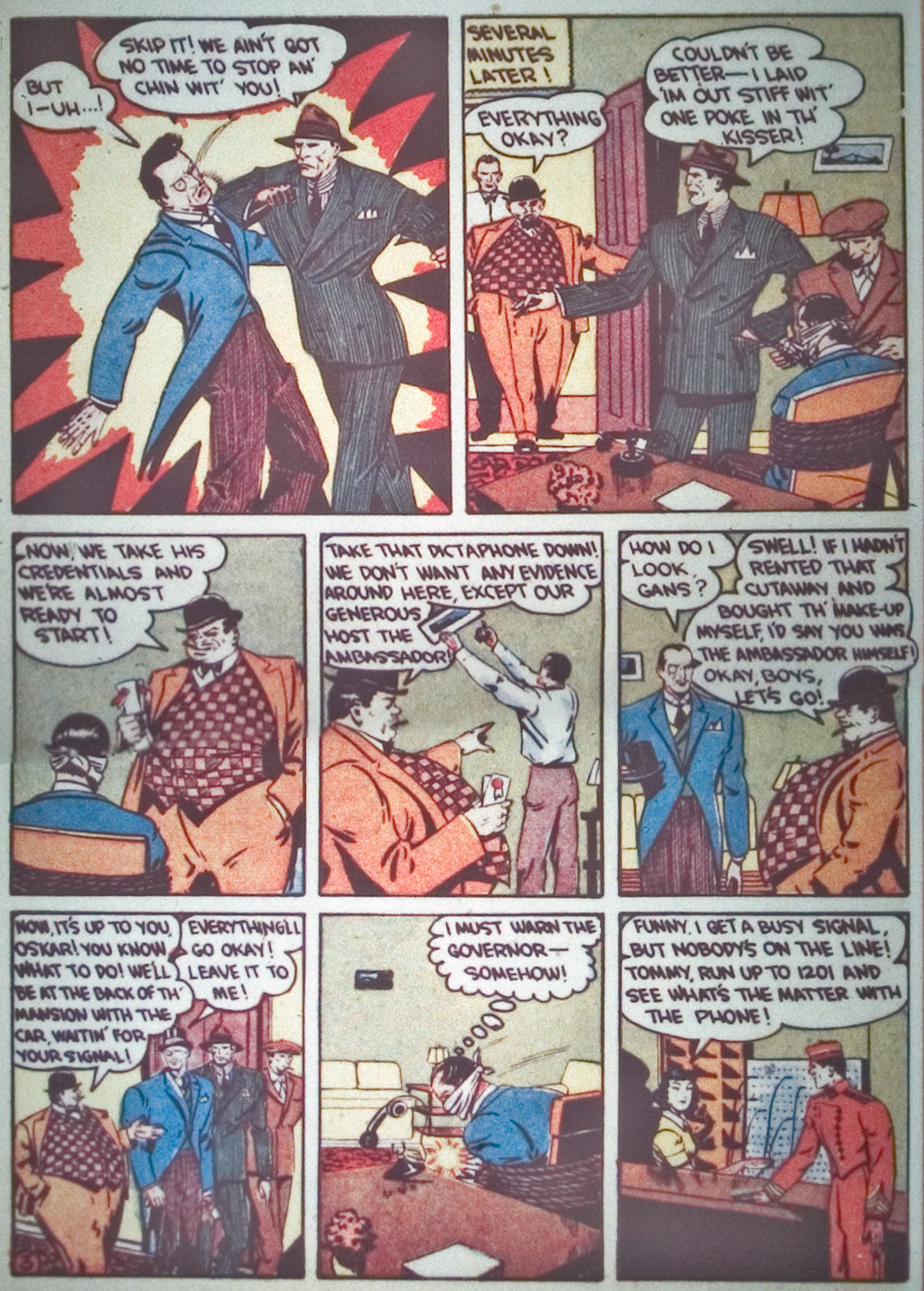 Read online World's Finest Comics comic -  Issue #1 - 29