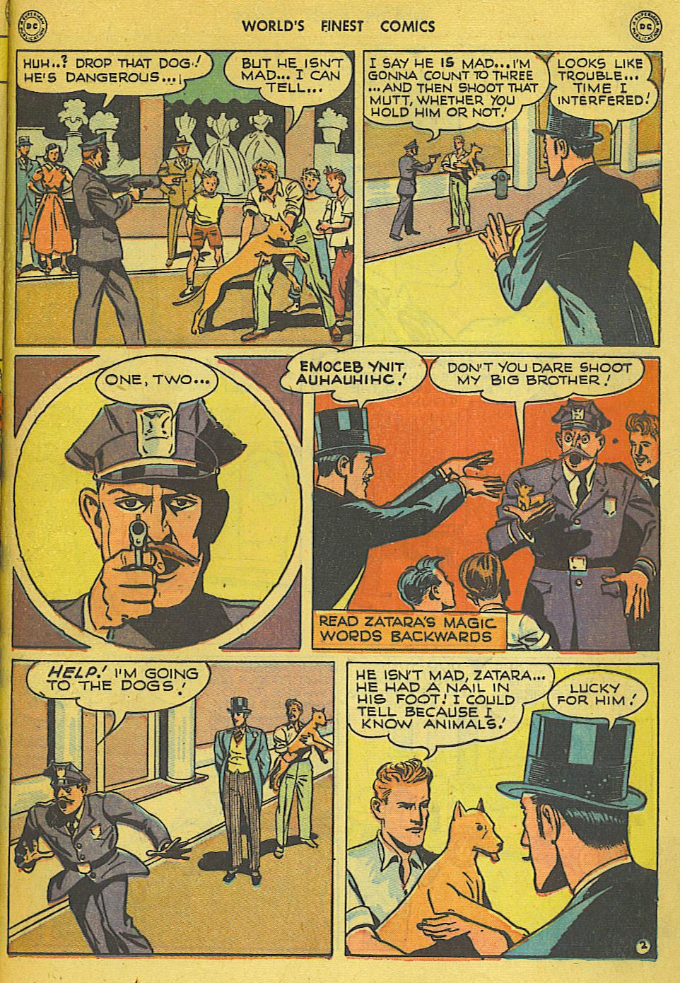 Read online World's Finest Comics comic -  Issue #34 - 55