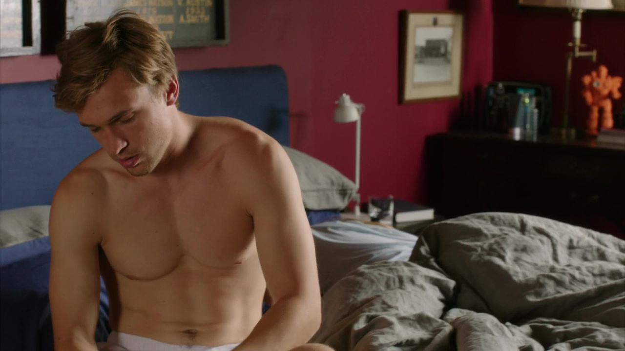 William moseley shirtless