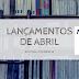 LANÇAMENTOS | Novidades de Abril da Editora Coerência