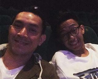 Aditya Herpavi Rachman di Bioskop