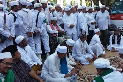 Cerita Unik Wakil Ketua FPI Cilacap, Jual Samsung S6 Untuk Ikut Aksi ke Jakarta