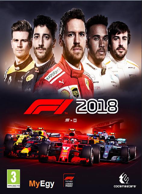 تحميل لعبه F1 2018 Headline Edition v1.06DLC 2018   للكمبيوتربرابط واحد مباشر